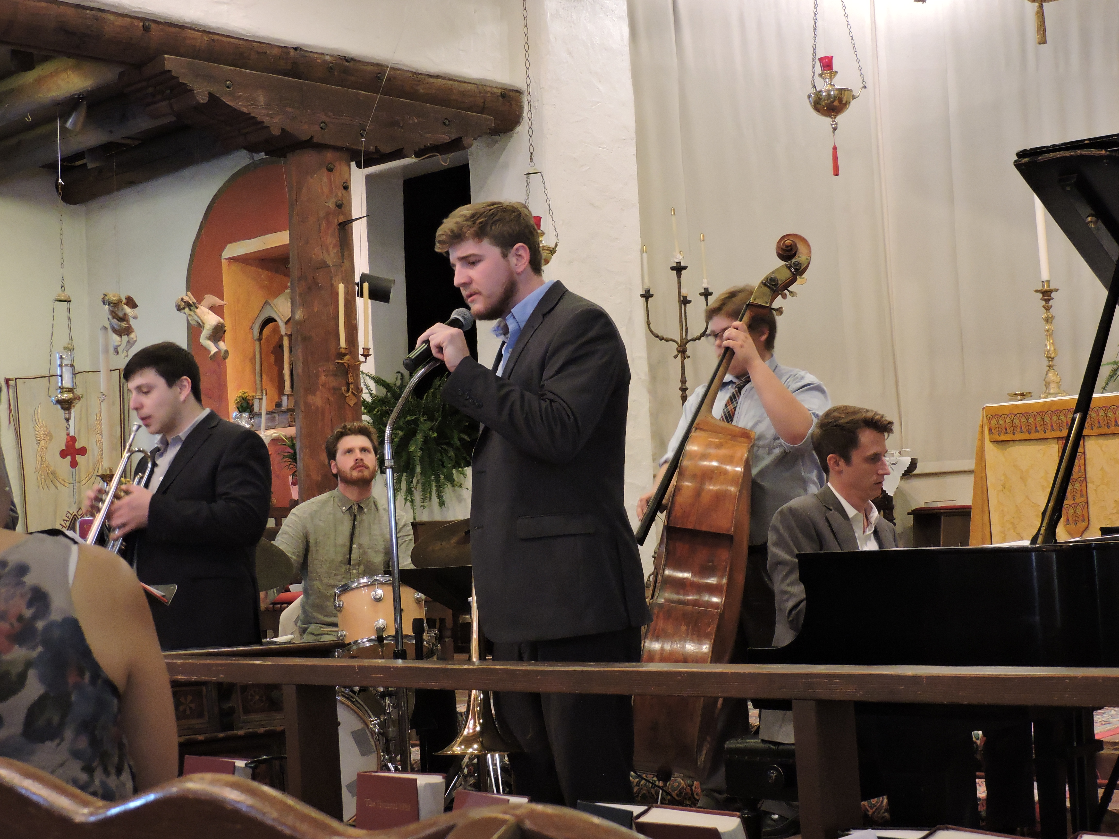 Fox Sextet at St. Michael's - Photo by Rachel Kamradt