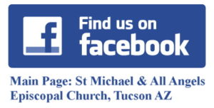 St. Michael and All Angels Tucson main Facebook page