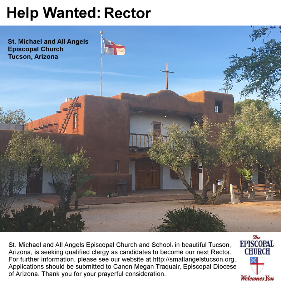 Help Wanted: Rector