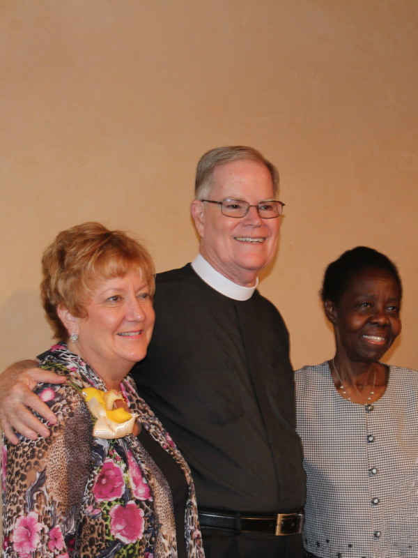 Terri Smith, Father John Smith and Proscovia King
