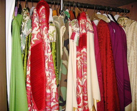 Vestments for Every Season