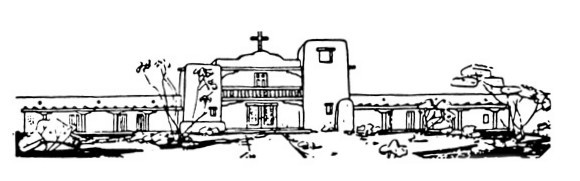 Drawing of St. Michael's