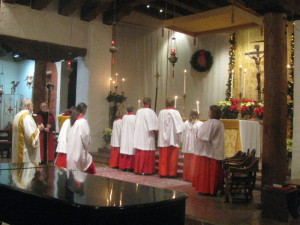 """Almost Midnight"" High Mass"
