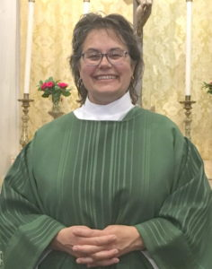 The Rev. Alison Lee, Deacon
