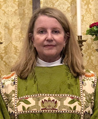 The Rev. Deacon Cathleen Carlton